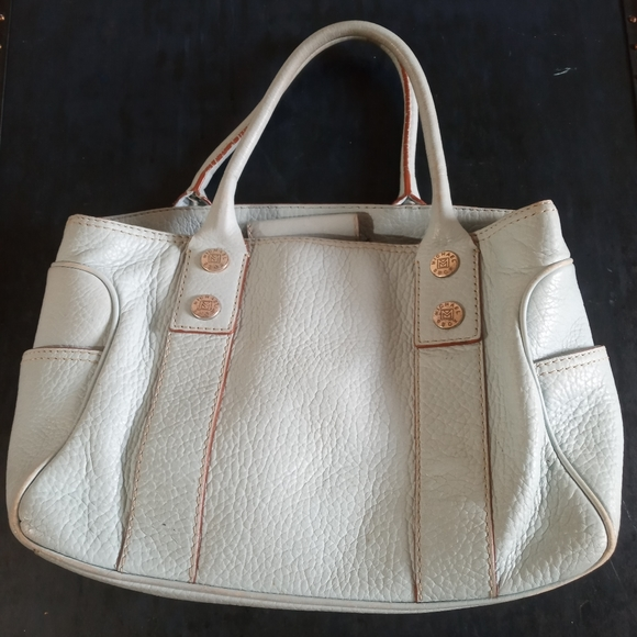 Authentic MK leather tote